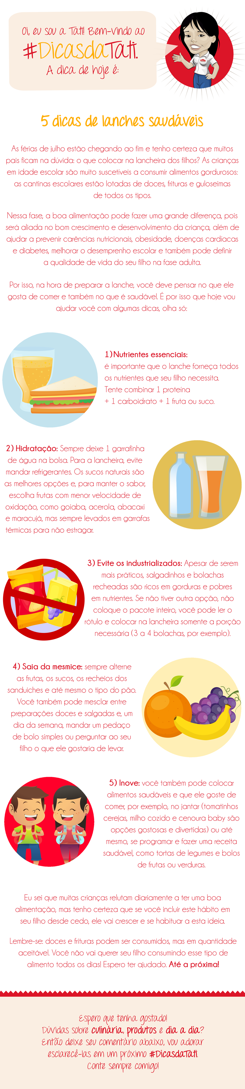 dicas_5dicaslanches